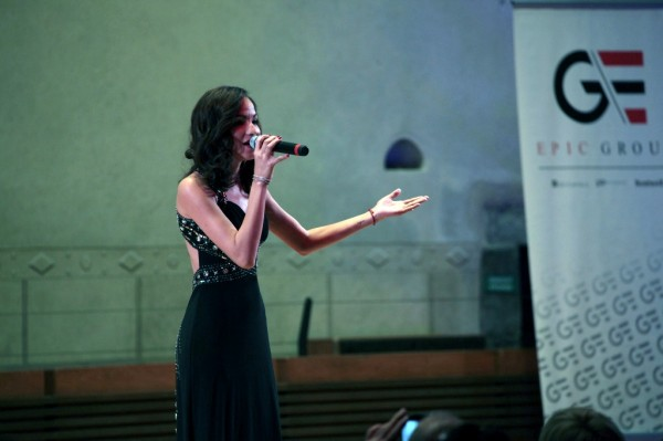 2 místo Kuba- Annys Maria Batista Gonzales
