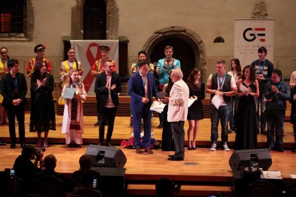 absolutní vítěz festival Pavel Kuzmin