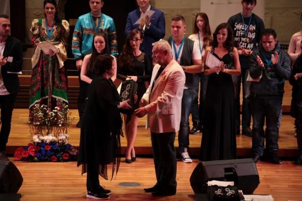 cena festivalu Tatiana Shcherba