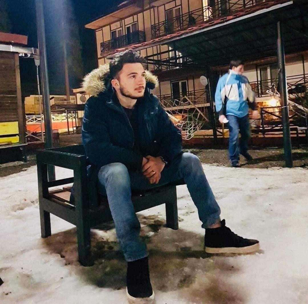 Saba Ivanishvili - 20 let - Gruzie