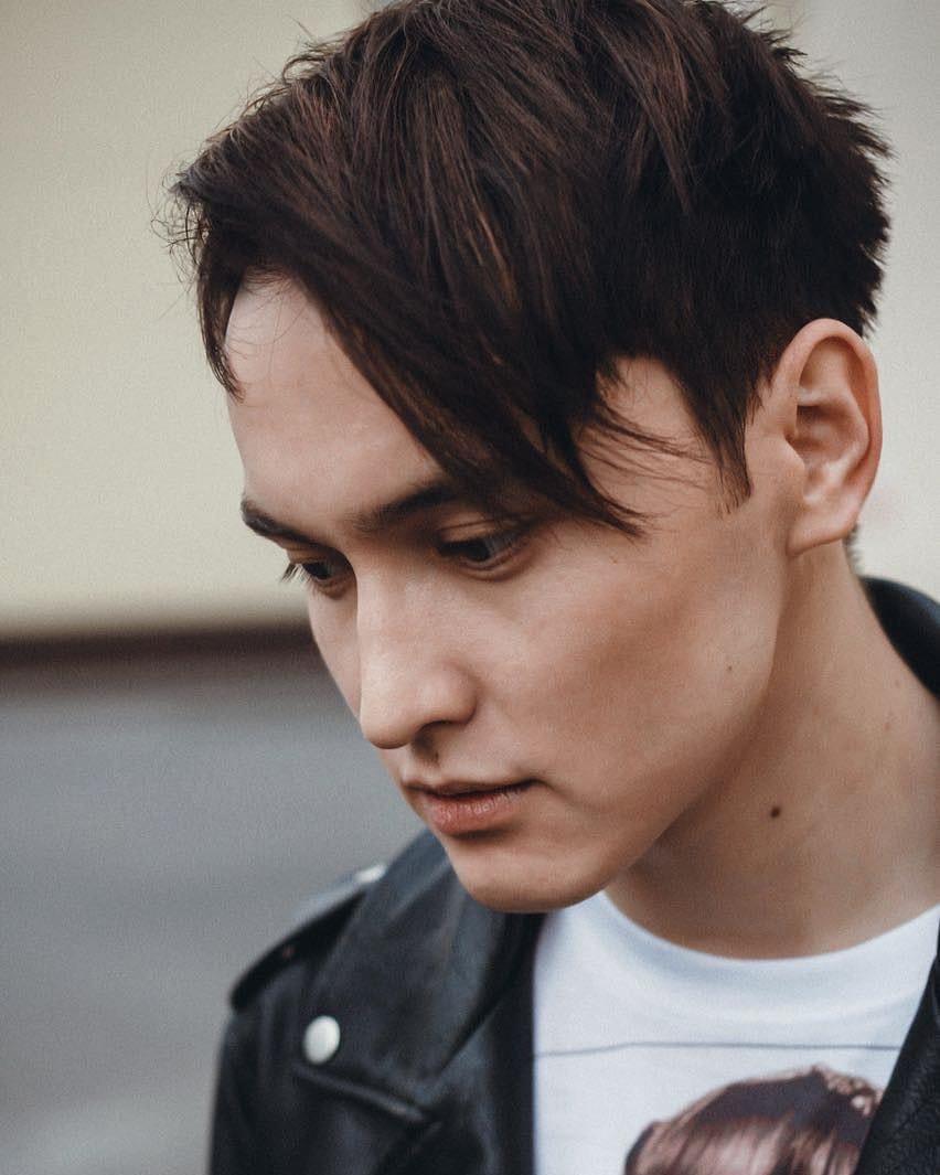 foto - Erik 26 let Kazachstán