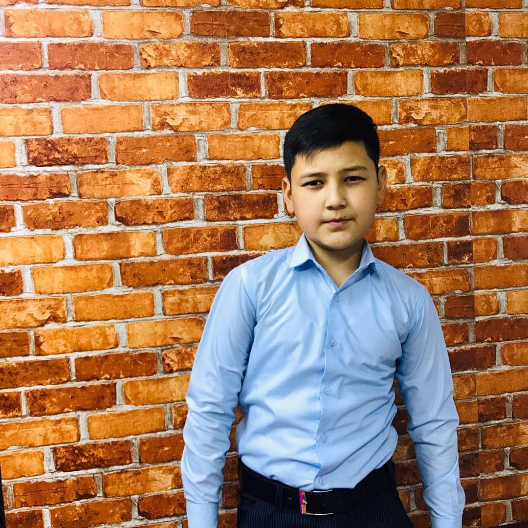 foto - Toleubay Dinmuhammed - 12 let